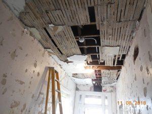 Restoration Plan and remedial work | Gustave Koerner House